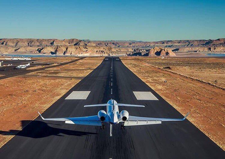 Desert Plane